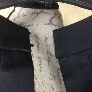 ad610ded0556 Parker Dresses - Parker Quartz Combo Romper in Black Sz S